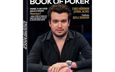"""MOORMAN'S BOOK of POKER"" – Chris Moorman, Byron Jacobs"